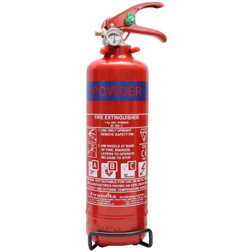 FIRE EXTINGUISHER 1KG 1