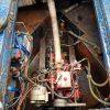 castaway bukh engine and engine bay