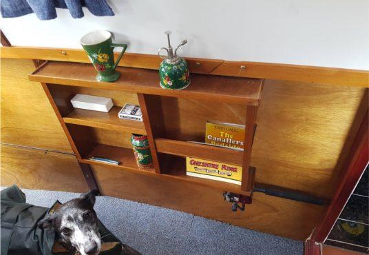 castaway shelves