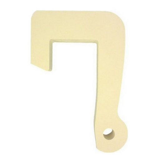FENDER HOOK WHITE PLASTIC EACH 1