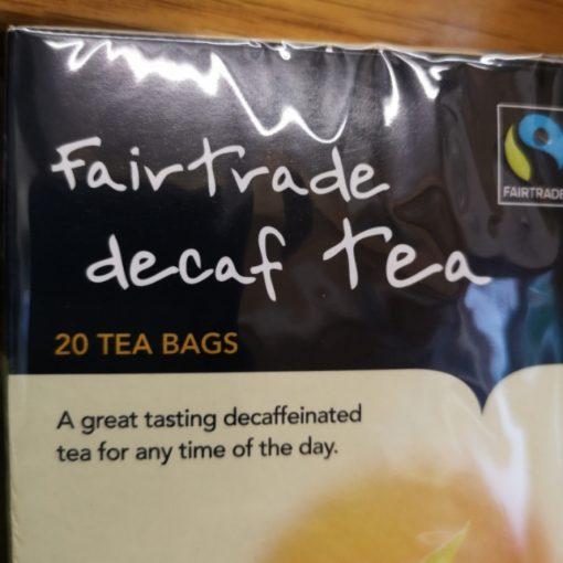 Decaf Tea 1