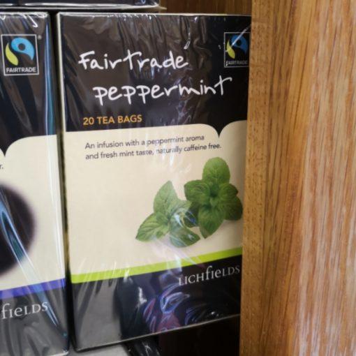 Peppermint Tea 1