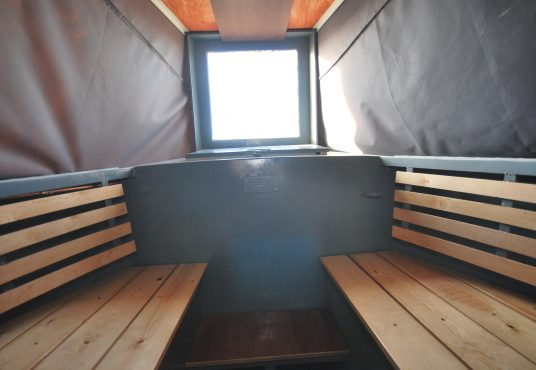Aramanda - 60ft Cruiser Stern - Suitable liveaboard or continuous cruiser narrowboat 12