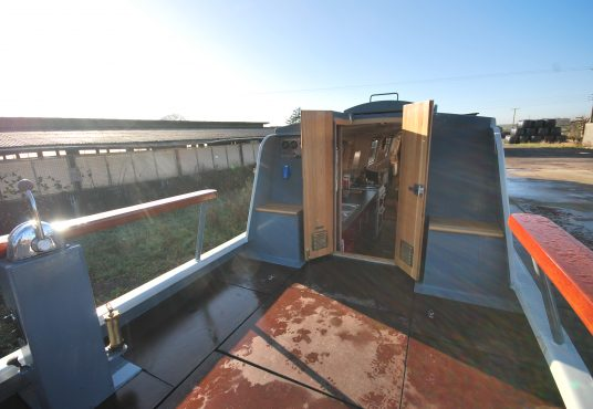 Aramanda - 60ft Cruiser Stern - Suitable liveaboard or continuous cruiser narrowboat 4
