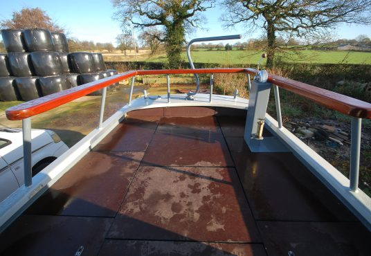Aramanda - 60ft Cruiser Stern - Suitable liveaboard or continuous cruiser narrowboat 3