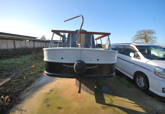 Aramanda - 60ft Cruiser Stern - Suitable liveaboard or continuous cruiser narrowboat 17
