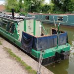 Lady Kathleen - Cruiser Stern Project Boat 7