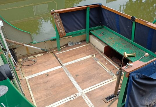 Lady Kathleen - Cruiser Stern Project Boat 4