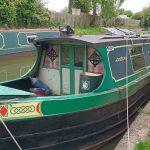 Lady Kathleen - Cruiser Stern Project Boat 5