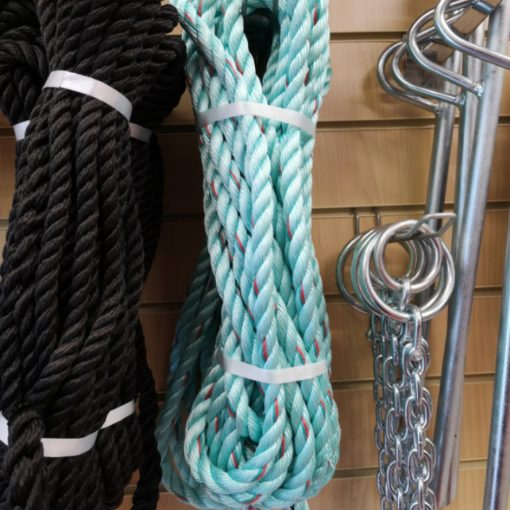 Anchor Rope With Spliced Thimble Eye 1