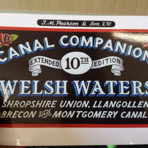 Pearsons Canal Companion - Welsh Waters 1