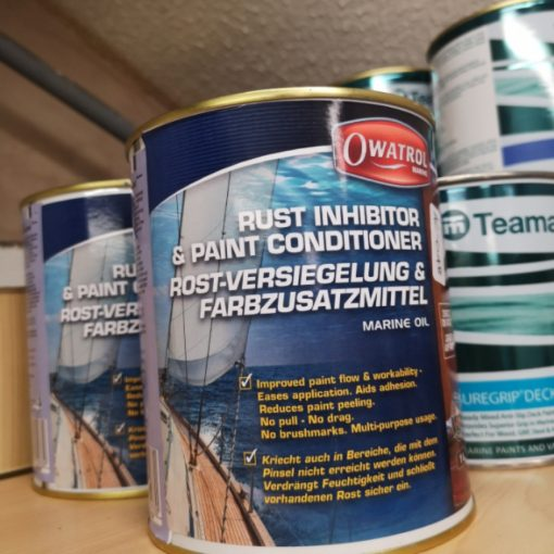 Owatrol Rust Inhibitor And Paint Conditioner 1
