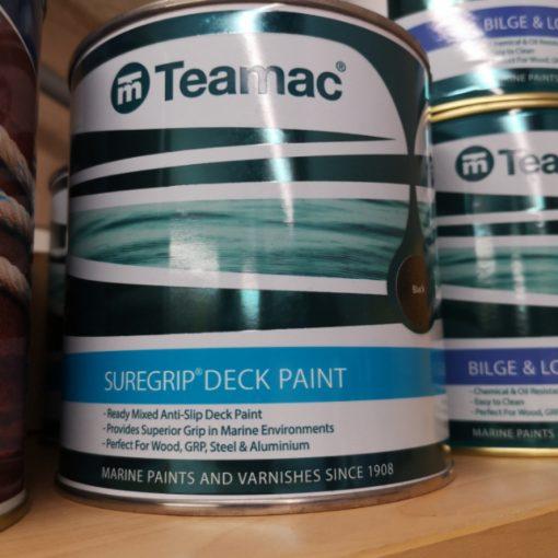 Anti Slip Deck Paint - Teamac 1
