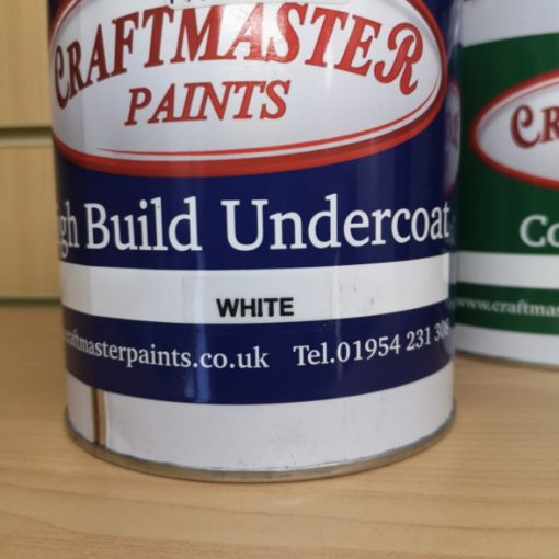 Craftmaster High Build Undercoat 1 Ltr Various Colours 1