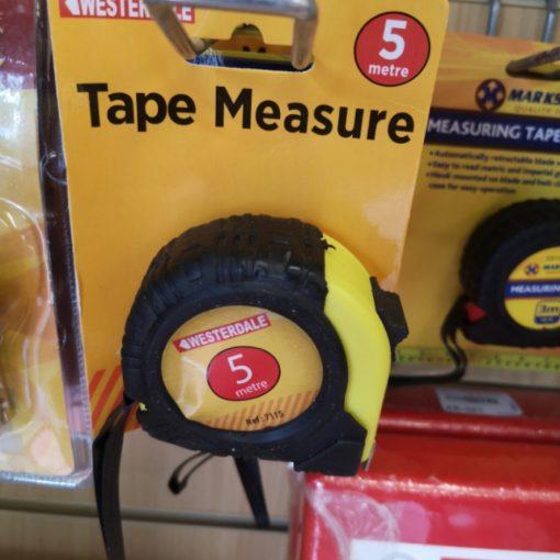Tape Measure 5m 1