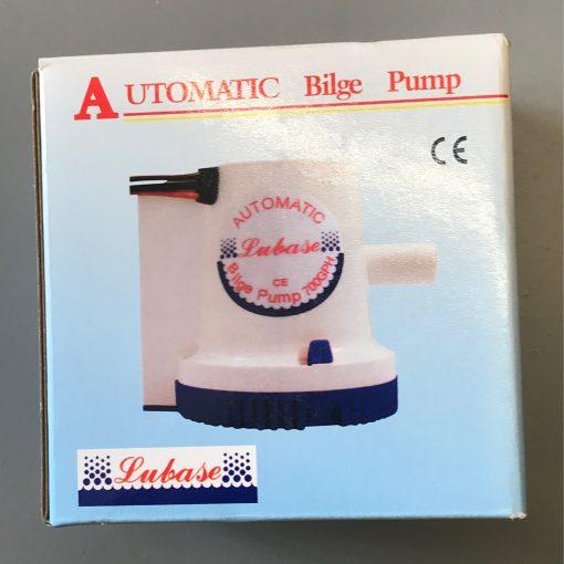 Lubase Automatic Bilge Pump 1