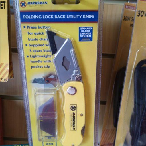 Folding Utility Knife 1